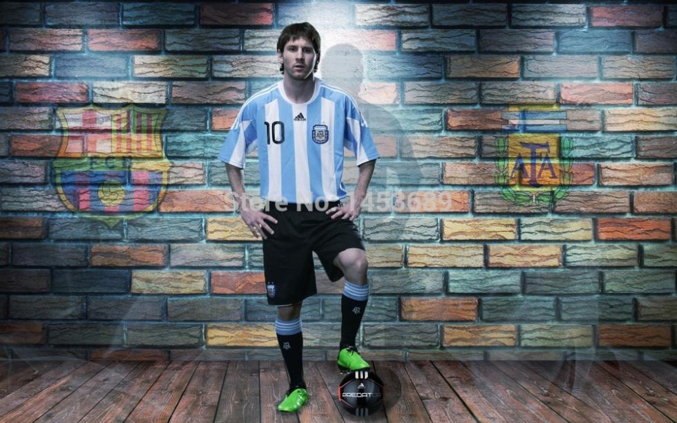 Cutome World Cup 2014 Home Wall Paper Stylish Pop Retro Poster Simple Decor Best Nice Wall sticker42X59.4CMFREE SHIPPING POU01
