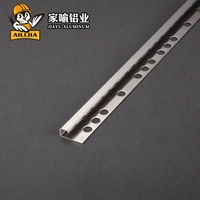 Stainless Steel Metal Decorations Tile Trim Corners