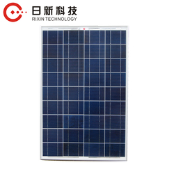 Polysilicon Glass Assembly 36 Sheet Tuv Ce 3C Iso Solar Panel