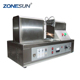 ZONESUN QDFW-125 Manual Ultrasonic Plastic Tube Sealing Machine for Cosmetic, with Data and Batch Embossing supply
