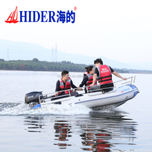 1.2mm pvc inflatable boat military sport car boat
