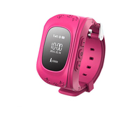 Kids sos gps gsm watch phone, smart watch tracking locator children smart watch wrist phone