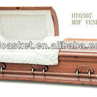 Popular Metal and Wooden Casket(HT-0507)