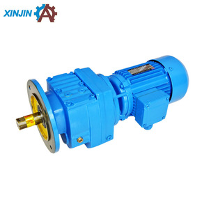 Premier China manufacturer made Bonfiglioli standard 5HP small helical bevel flange mounted geared motor