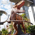 Dinosaur Theme Park Animatronic Dinosaur Carnival For Sale
