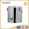Stainless Steel Tea Water Heat Of 50 Litres Stand Beer Barrel Furniture