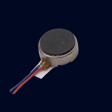 8mm 3V DC Micro Flat Coin Vibration Motor for Cell Phone