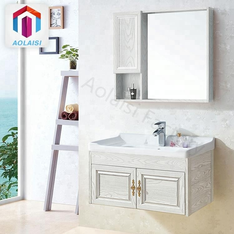 Bath Sink Vanity White Bathroom