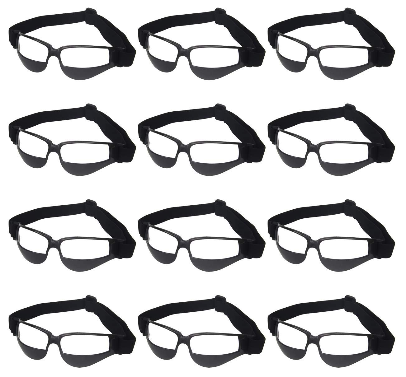 e15e911ed5a0 Heads Up Basketball Dribble Dribbling Specs Goggles Glasses Training AID
