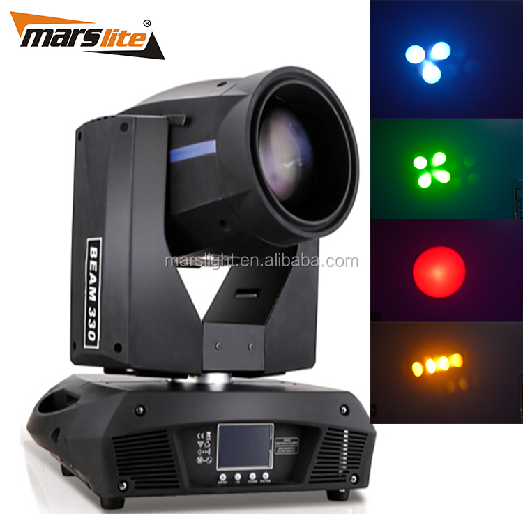 330w 15r beam light / Beam moving head light / 330w 17r sharpy beam moving head light