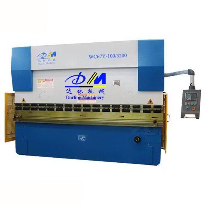 מגה וברק איכות גבוהה משמש מכונות כיפוף פחשל יצרן משמש מכונות כיפוף פח ב EX-52