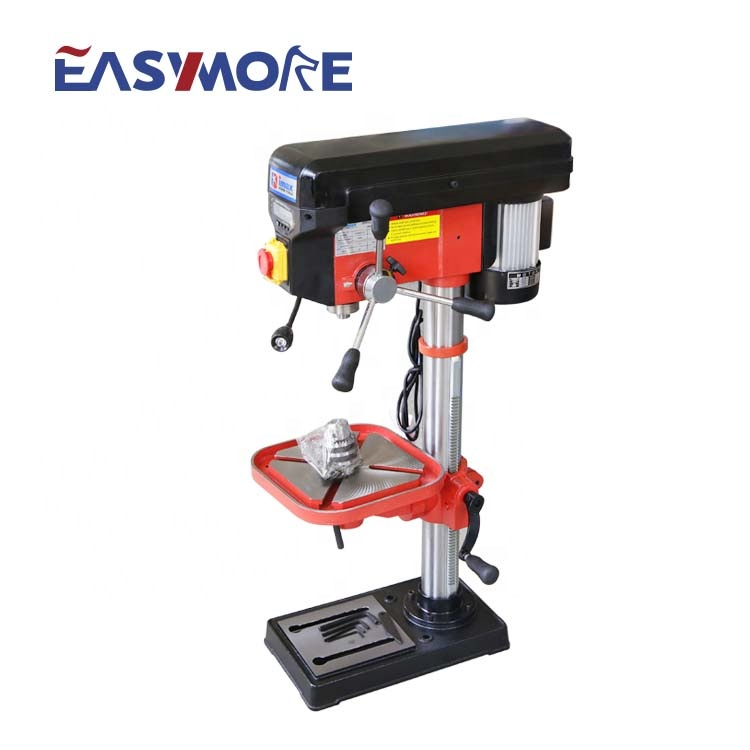 Easymore 16mm 550 W 16 speed Industrie niveau mini kolomboor Stand boormachine met Display