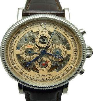 Skeleton Automatic Winding Watch - Buy Skeleton Automatic Winding ... f1f324c41400