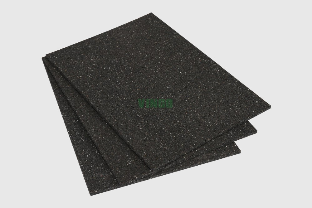 Sound Absorbing Flooring : Sound insulation rubber acoustic mat buy