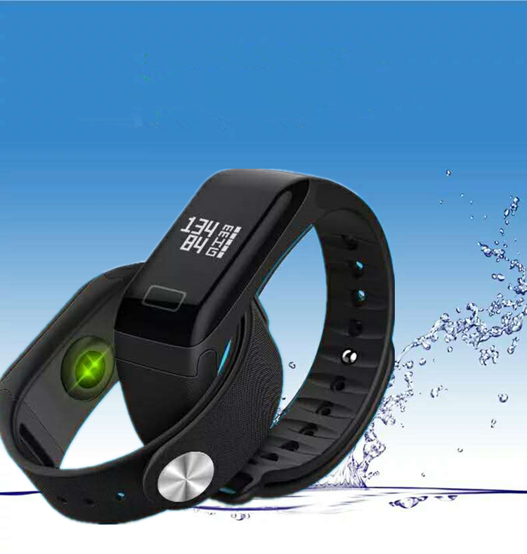 F1 Smart Band Blood Oxygen Blood Pressure Watches Fitness Sport Bracelet Heart Rate Monitor SMS Reminder pk fitbits m2 bracelet фото
