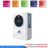 School Industry Central 50kW 70kW 90kW Best OEM Price China Manufacturer Water Cooled Air Chiller