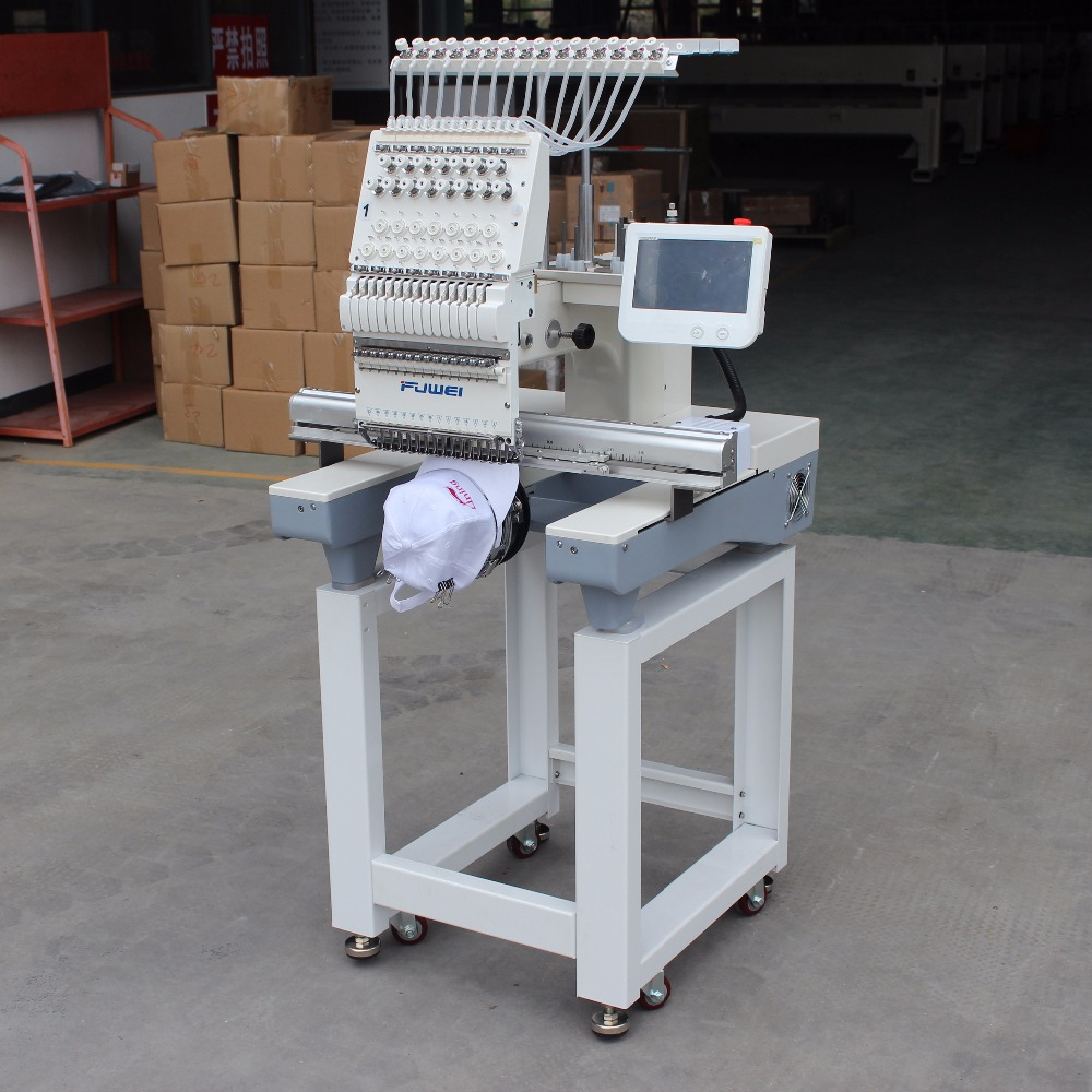 FUWEI Brother TYPE commercial computerized large area embroidery machine