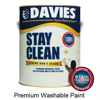 Davies Stay Clean Buy Premium Washable Paint Product On Alibaba