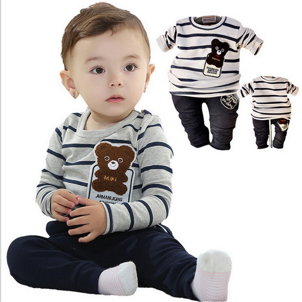 ddc25b9b6c91 Buy New Winter Kids Clothes Cotton Clothing Sets Kids Pants + Top ...