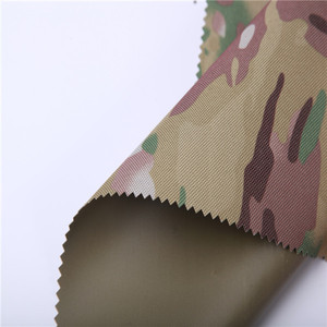 Military Tent Fabric Camouflage Fabric