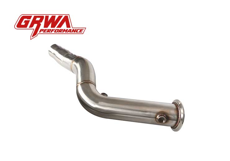 2019 Hot Sale Downpipe China Best Quality GRWA Exhaust Downpipe For BMW F80 F82 M3 M4