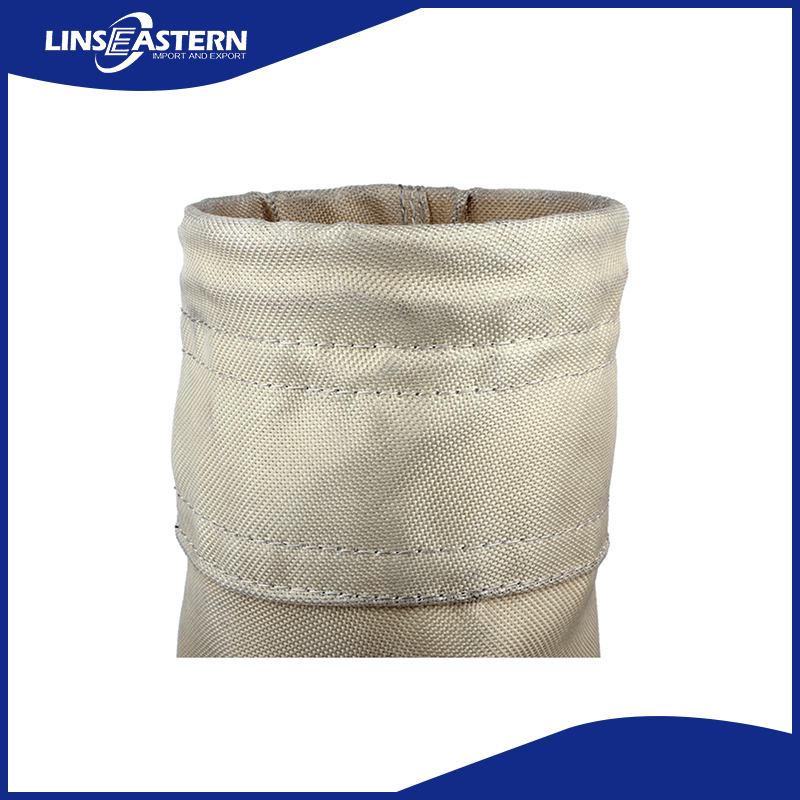 Comfortable new design chemical industry dust collect filter bag made in China