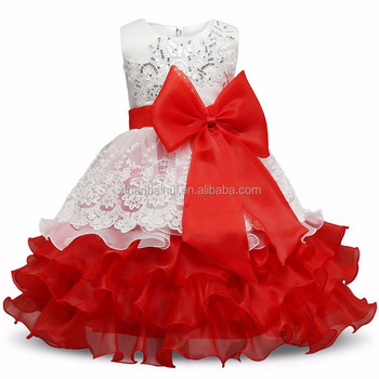 Korean style kids Costume Girl party Dress for 3-8 years Prom Party Wedding Bridesmaid Ball Gown Birthday Dress For Girls