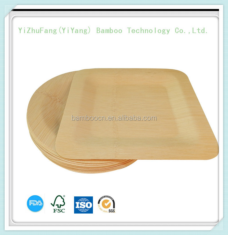 Bamboo Glass Tray Wooden Rectangular Cup Bamboo Pallets Environmental  Tableware Desert Server - Buy Environmental Tableware,White Appetizer  Plates