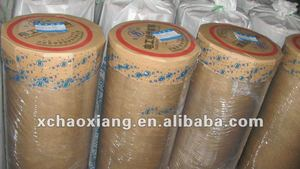 Polymer / insulating kraft laminate