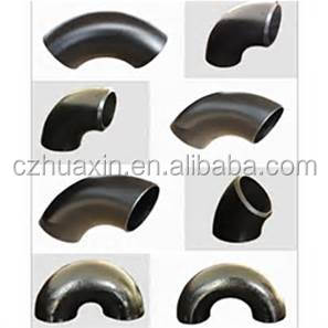 ASTM A234 WPB SEAMLESS CARBON STEEL LONG RADIUS CS ELBOW