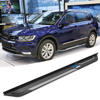 Wholesale & resale 2017 hot sale SUV side step for VW tiguan running board accessories