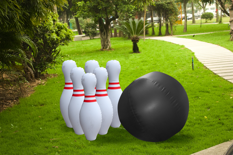 List Manufacturers Of Giant Inflatable Bowling Set Buy