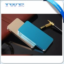 new innovative products Big capacity hot sale slim powerbank 50000mah for iphone6/ipad