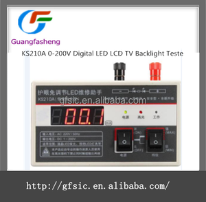 0-200V KS210A Digital LED LCD TV Backlight Tester