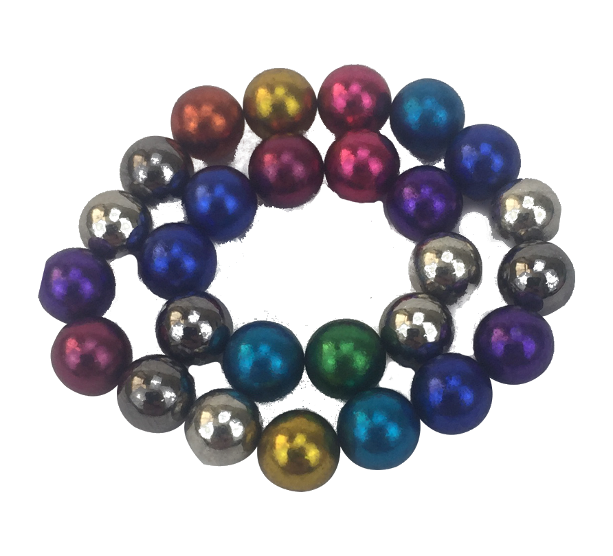 Magnetic Balls Custom Size Color Toys Manufacturer