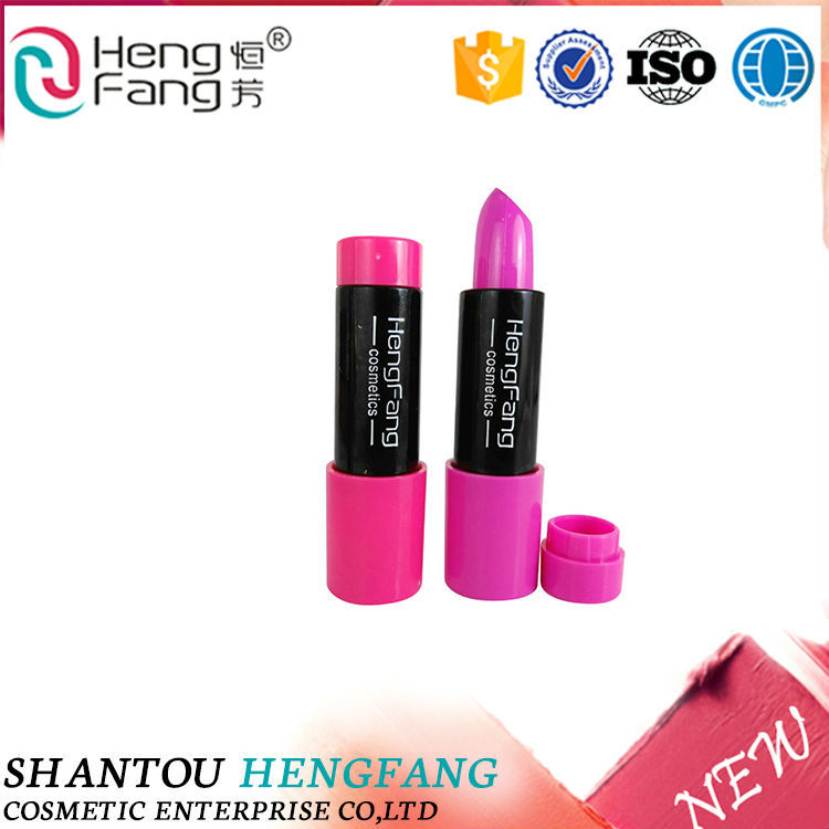 Brand cosmetic make your own natural moisturizing lipstick