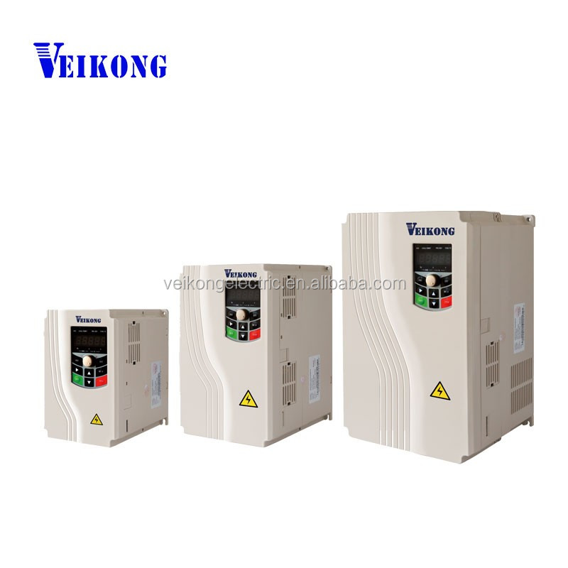 AC drive manufacturer 3 phase inverter 50HZ 60HZ 0.4kw to 500kw converter AC Variable frequency drive for music fountain