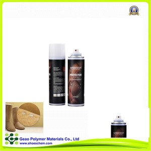 OEM aerosol can pack leather ,sued &nubuck water and stain protector spray