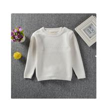 Casual Slim Fit Pullover Großhandel Baby Boy Pullover Design