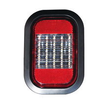 Rectangular LED Back-Up Light tail light for truck
