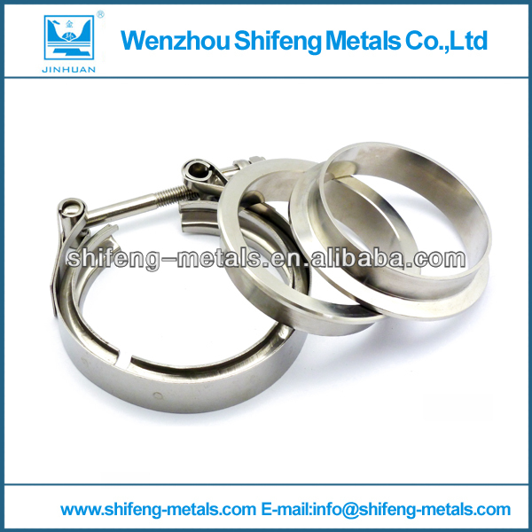 stainless steel ford exhaust flange