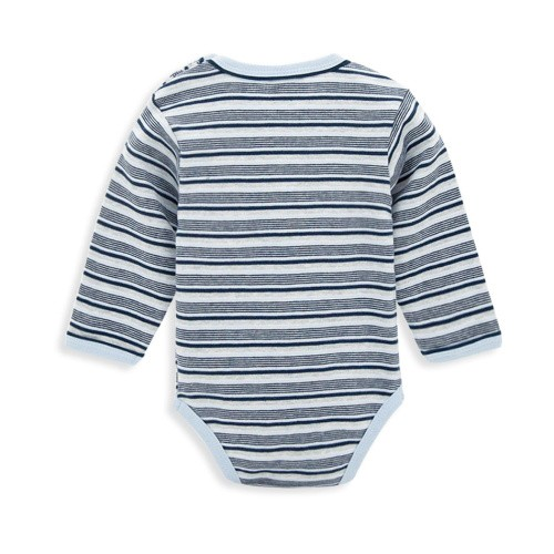 2018 Newborn Baby Clothes Striped Winter Cotton Wholesale Baby Clothes Romper