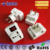 High Quality White Universal Ac Adaptor for UK Market