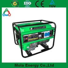 Low Speed AC Single Phase Small 3kw 5kw Biomass Generator
