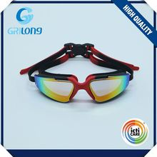 Newest selling many colors brand professional custom adult swim goggle