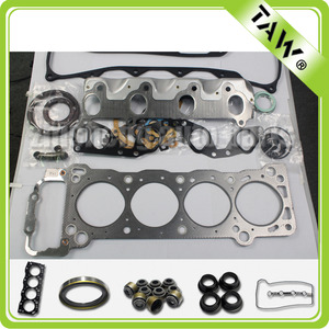 Original Auto Spare Parts Overhauling Gasket Set OEM0411175012 for 1RZ Engine
