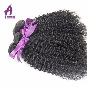 100% Malaysian Remy Afro Kinky Curly Weave High Quality Kinky Curly Human Hair