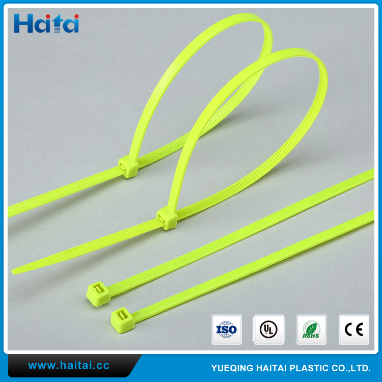 Haitai China Top Quality Uv Resisting Polyamide Nylon Pa66 Self Locking Long Cable Tie