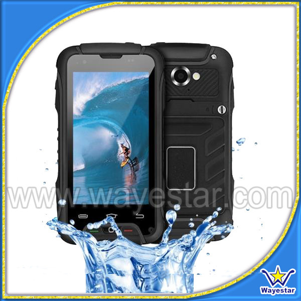 China Cheapest Price 3G Rugged Phone Android 3G Mobile