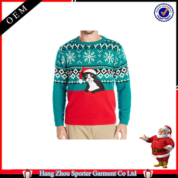 16fzcs19 knitted custom christmas sweater christmas jumpers girls - Girls Christmas Sweater